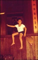 0 Malaysia, Penang Island, Fishermen Village 270