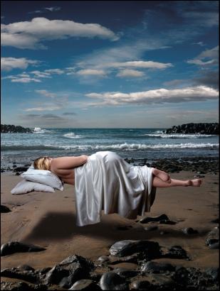 01 THE DREAMS PROJECT, PROYECTO SUEÑOS Dream 1, THE SEA, Sueño 1 EL MAR