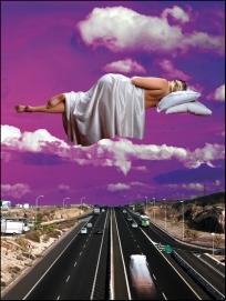04 THE DREAMS PROJECT, PROYECTO SUEÑOS Dream 4, THE HIGHWAY, Sueño 4 LA AUTOPISTA