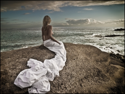 12 BEING THERE Mermaid, Sirena