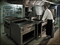 21 BEING THERE Cook, Cocinero