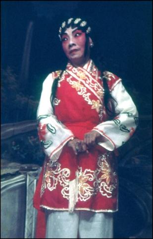 Hong Kong, Chinese Opera, 055