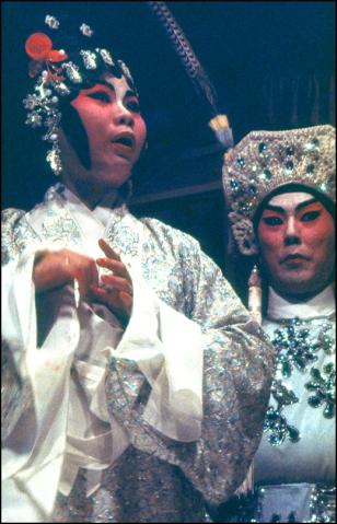 Hong Kong, Chinese Opera, 057