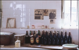 Hong Kong, Kitchen with Mao Tse Tung and Chou En Lai, 1973, 067