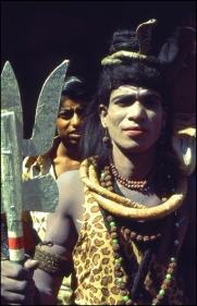 India, Eunuchs as Shiva 243