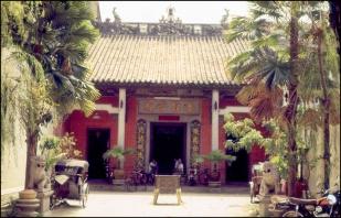Malasya, Penang Island, Godess of Mercy Temple, 363