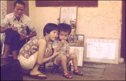 Malasya, Penang Island, Palm Reader 358