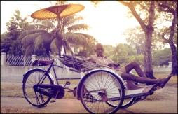 Malaysia, Rickshaw, Penang 251