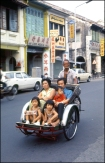 Malaysia, Rickshaw, Penang 252