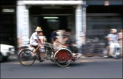 Malaysia, Rickshaw, Penang 333