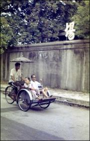Malaysia, Rickshaw, Penang 339