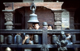 Nepal, Kathmandu 384