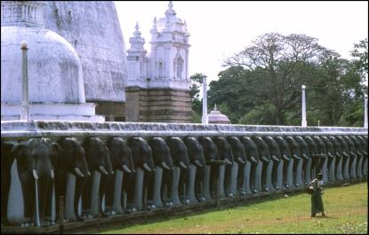 Sri Lanka, Anuradapura 680