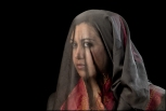 17 VEILS, VELOS Young Otoman Lady, Joven Otomana